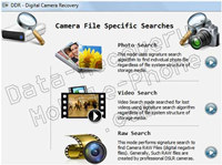 Sony Digital Camera Pictures Recovery