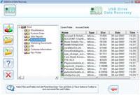 Pen Drive Files Restoration Tool