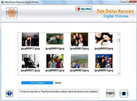 Digital images recovery Software
