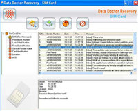 SIM Card Text Messages Recovery Tool