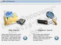 FAT Data Recovery Tools