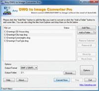 DWG to JPG Converter Pro -