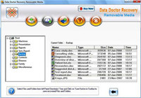 Removable Media Data Salvage Software