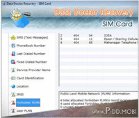 Cell Phone SIM Card Recovery screenshot medium