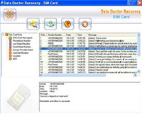 Simcard Contacts Retrieval Tool