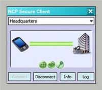 NCP Secure Entry CE Client