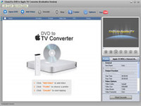 Clone2Go DVD to Apple TV Converter screenshot medium