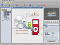 Clone2Go DVD to iPod Converter