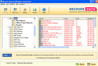 Recover Data for NTFS