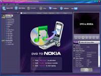 Clone2Go DVD to Nokia Converter screenshot medium