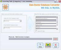 Migrate MSSQL to MySQL screenshot medium