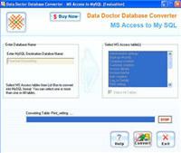 Convert MS Access To MySql Database