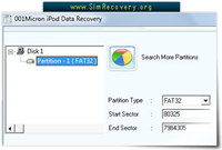 iPod MP3 Songs Recovery