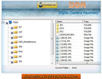 Digital Camera Data Recovery Utility