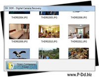 Digital Camera Image Retrieval Software