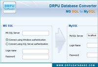 MSSQL to MySQL Database Conversion