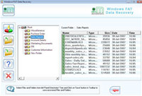Windows FAT Data Salvage Tool screenshot medium
