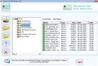 Windows FAT Data Salvage Tool