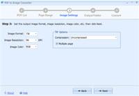 PDFArea PDF to Image Converter screenshot medium
