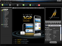 Clone2Go Video to 3GP Converter screenshot medium