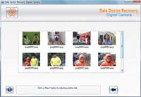 Digital Camera Photographs Recovery