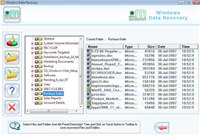 Windows Data Restoration Software
