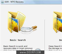 NTFS Files Rescue Software