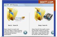 NTFS Files Retrieval Software screenshot medium