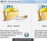 Transcend USB Drive Files Recovery
