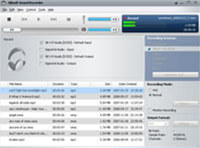 Xilisoft Sound Recorder screenshot medium