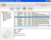 Simcard Phonebook Recovery Tool