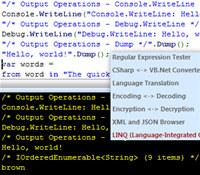 Convert .NET v3 screenshot medium