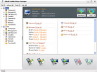 Xilisoft Mobile Phone Manager screenshot medium