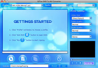 DVD To AVI Converter for MAC(intel)