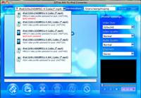 AVI To iPod Converter for MAC(PPC) screenshot medium
