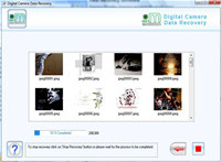 Digital Camera Files Restore