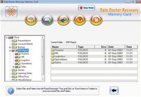 Restore Memory Card Data screenshot medium