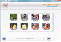 Digital Camera Lost Files Recovery