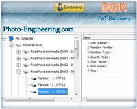 Recover FAT Drive