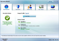 Security Shield AntiVirus screenshot medium