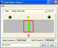 Tone Guitar Tuner