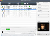 4Media HD Video Converter for Mac