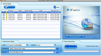 iFunia DVD to 3GP Converter for Mac screenshot medium