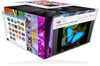 CubeDesktop NXT screenshot medium