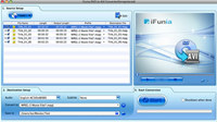 iFunia DVD to AVI Converter for Mac