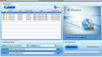 iFunia DVD to FLV Converter for Mac