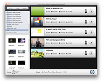 iFunia iPhone Video Converter for Mac