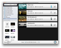 iFunia iPod Video Converter for Mac