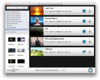 iFunia HD Video Converter for Mac