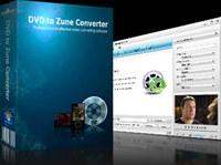 mediAvatar DVD to Zune Converter